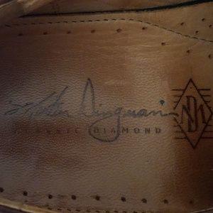 Martin Dingman Shoes - Martin Dingman Classic Diamond Mens Oxford Derby